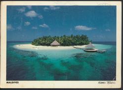 °°° 3770 - MALDIVES - IHURU - 1993 With Stamps °°° - Maldive