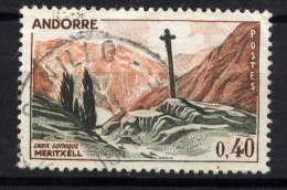 ANDORRE - 159A° - CROIX  GOTHIQUE DE MERITXELL