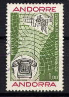 ANDORRE - 252° - COMMUNICATIONS MODERNES