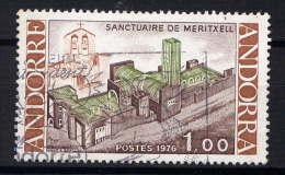 ANDORRE - 257° - SANCTUAIRE DE N.D. MERITXELL