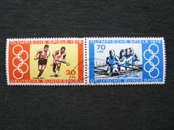 BRD  888 - 889  O - [7] Repubblica Federale