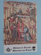 MILLENNIUM Van BRUSSEL Millénaire De Bruxelles / Stamp 5-5-1979 Brussel ( Zie/voir Foto Voor/pour Détails ) !! - Blocs 1962-....