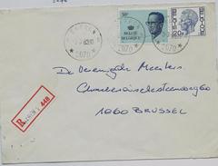 Doc.  De  EKEREN 5 (2070)  Le 03/03/1983  En Rec. De Ekeren 1 - Marcophilie