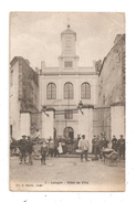 Langon-Hôtel De Ville-(B.8656) - Langon