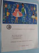 TELEGRAM Continuation - Verzonden 1973 Voor Broeckaert Deurne Antwerpen / Belgique - Belgium !! - Unclassified
