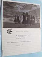 TELEGRAM Deelneming - Verzonden 1974 Voor Broeckaert Deurne Antwerpen / Belgique - Belgium !! - Faire-part