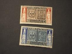 ITALIA - 1952 MODENA E PARMA 2 VALORI - NUOVO(++) - 1946-60: Mint/hinged
