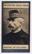 Collection Felix Potin - 1898 - REAL PHOTO - Général De Galliffet - Félix Potin