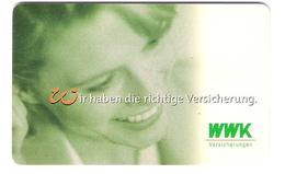 Germany - S 01/98 - WWK Versicherungen - Germany