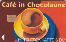 Germany, O 2904-12/94, Card Number 589, Nescafé 9 - Chocafé, Only 5000 Issued, 2 Scans.