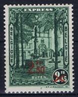 Belgium: OBP Nr  292H MNH/**/postfrisch/ Neuf Sans Charniere 1932 - Belgique