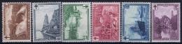 Belgium: OBP Nr 293 - 298  MNH/**/postfrisch/ Neuf Sans Charniere 1929 - Belgique