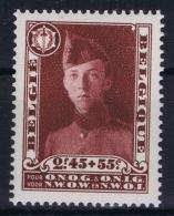 Belgium: OBP Nr 325  MNH/**/postfrisch/ Neuf Sans Charniere 1931 - Neufs