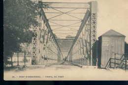 Be 609 Pont D'argenteau - Belgique