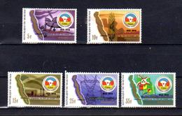 Communauté  Economique Des Pays Des Grands Lacs, 950 / 958**, Cote 55 €, - Burundi