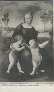 Firenze - Galleria Uffizi.  Madonna Del Cardellino  -  Rafaello.    S-3351 - Museum
