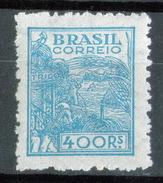 BRASIL-Yv. 386-MLH -BRA-8810 - Unused Stamps
