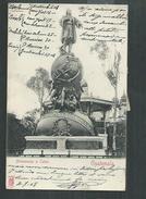 Guatemala. Guatemala Ciudad. Monumento à Colon - Guatemala