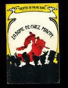 Une Ancienne Revue   : La Dame De Chez Maxim - Theater