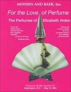 For The Love Of Perfume: The Perfumes Of Elizabeth Arden - Books On Collecting