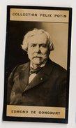 Collection Felix Potin - 1898 - REAL PHOTO - Edmond De Goncourt, Homme De Lettres - Félix Potin