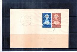 Lettre De Libye - 1957 - Série Complète  (à Voir) - Libye