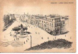 LOTTO 80 Cagliari Largo Carlo Felice - Cagliari