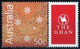 Australia 2004 The Ghan - Train Journey Camel Logo With 50c Southen Cross MNH - 2000-09 Elizabeth II