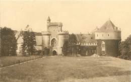 Château De GAESBEEK Lez Bruxelles - Le Château Vu De L'esplanade - Lennik