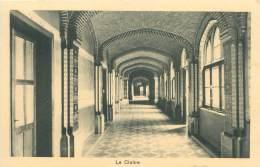 LOUVAIN - Jésu - Place - Le Cloître - Leuven