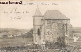 ENVIRONS DE CIREY SAINT-SAUVEUR L'EGLISE 70 - Cirey Sur Vezouze