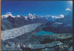 °°° 3786 - NEPAL - GOKYO - 2001 With Stamps °°° - Nepal