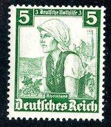 LOTE 1264  ///  (C035) ALEMANIA IMPERIO 1943  MICHEL Nº:590   **MNH - Alemania