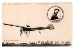 AVION . GRANDE QUINZAINE D'AVIATION . LE HAVRE TROUVILLE-DEAUVILLE . MOLON Sur Monoplan Blériot - Réf. N°1671 - - 1914-1918: 1ère Guerre