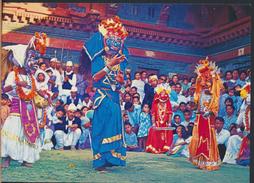°°° 3788 - NEPAL - MASKED DANCE °°° - Nepal