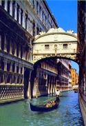 Venezia - Il Ponte De Sospiri - 184-329 - Formato Grande Viaggiata Mancante Di Affrancatura – E1 - Venezia