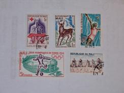 MALI  1964-66   LOT# 3 - Mali (1959-...)