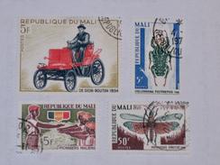 MALI  1966-68   LOT# 4 - Mali (1959-...)