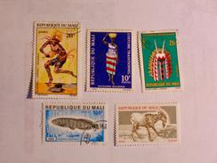 MALI  1969-72   LOT# 8 - Mali (1959-...)