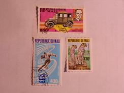 MALI  1976-87   LOT# 9 - Mali (1959-...)