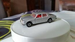 Matchbox 39e Rolls-Royce Silver Shadow Mk2 (1) - Matchbox (Lesney)