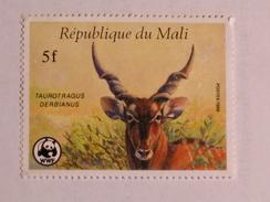 MALI  1986   LOT# 10  ANIMAL  WWF - Mali (1959-...)