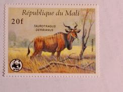 MALI  1986   LOT# 11  ANIMAL  WWF - Mali (1959-...)