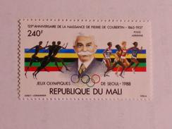 MALI  1988   LOT# 12  OLYMPIC - Mali (1959-...)