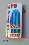 PCP Portuguese Communist Party. Fundraising Campaign Partido Comunista Português - Asociaciones