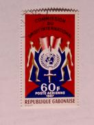 GABON  1967   LOT# 1 - Gabon (1960-...)