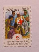 GHANA  1988   LOT# 1  RED CROSS - Ghana (1957-...)