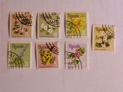 OUGANDA  1969   LOT# 2  FLOWERS - Ouganda (1962-...)