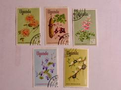 OUGANDA  1969   LOT# 3  FLOWERS - Ouganda (1962-...)