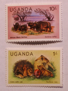 OUGANDA  1979   LOT# 5  ANIMAL - Ouganda (1962-...)